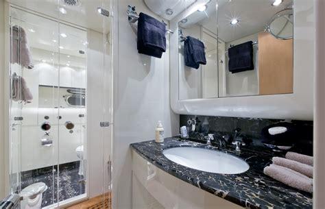 electra superyacht master cabins bathroom yacht bathroom image gallery damrak ii master bathroom