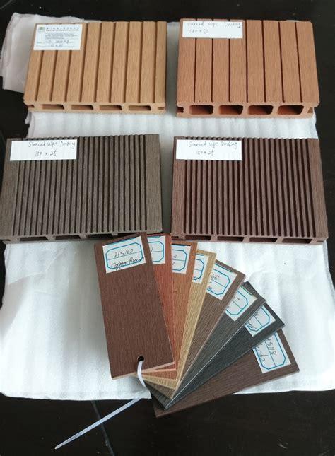 waterproof outdoor flooring wpc decking wpc decking floor