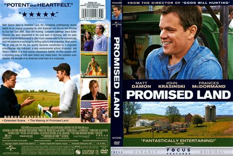 film promised land promised land movie dvd scanned covers promised land