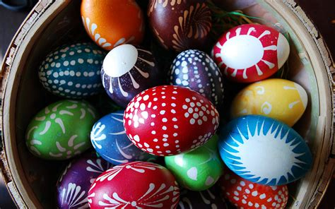 easter eggs inspire bohemia easter egg designs