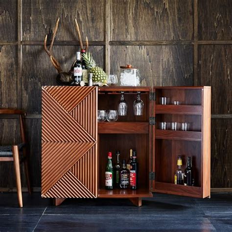 West Elm Bathroom Cabinet by Rosanna Ceravolo Bar Cabinet West Elm