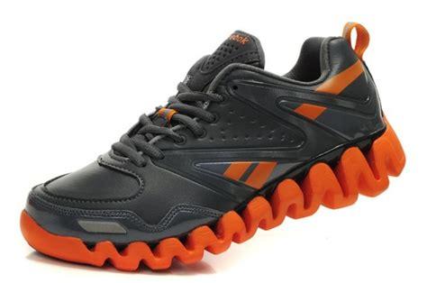 Reebok Zigtech 4 17 cheap reebok zigtech mens cool grey orange running shoes milkreebok galleries digital
