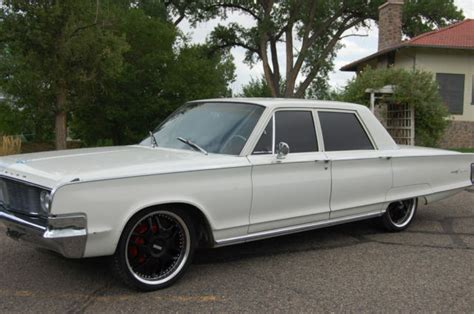 1965 Chrysler Newport 1965 Chrysler Newport Rust Free Low For Sale Photos
