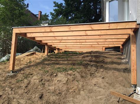 terrassenbau holz anleitung 1852 terrassenbau holz anleitung terrassenbau holz haus