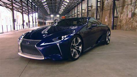 lexus lf lc blue lexus lf lc blue