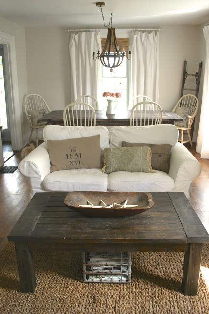Living Room Makeovers Ideas - budget living room dining room makeover reveal nest