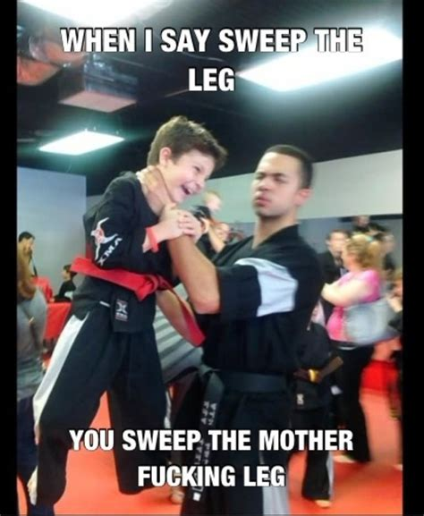Fuck You Kid Meme - 22 very funny karate meme pictures