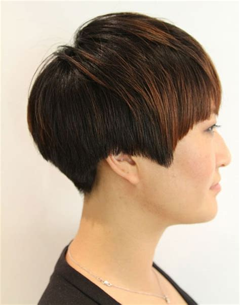 front and back view of blunt hairstyles zero degree blunt cut hairstyles front back 25 best ideas about