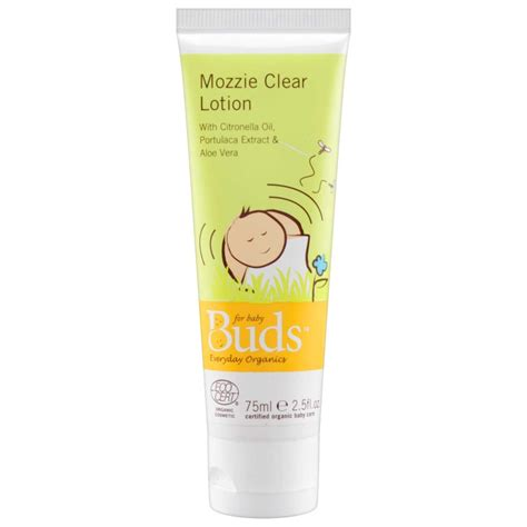 Buds Everday Baby 75ml buds everyday organics mozzie clear lotion 75ml exp 01 21 pupsik singapore