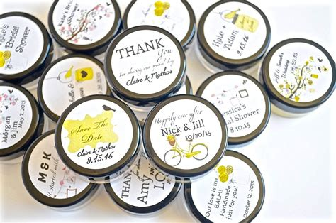 Wedding Favors Personalized by Top 10 Best Personalized Wedding Favor Ideas Heavy
