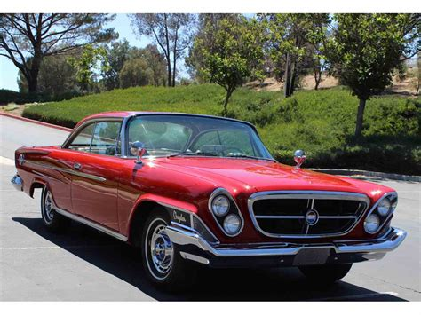 Chrysler 300 For Sale In by 1962 Chrysler 300 For Sale Classiccars Cc 984321
