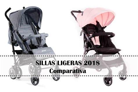 comparativas sillas de paseo las mejores sillas de paseo ligeras y baratas selecci 243 n