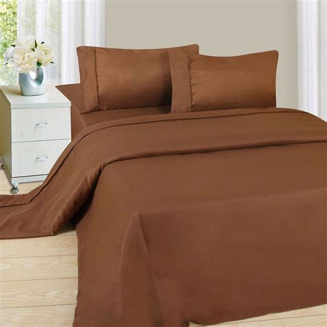 cotton sheets reviews 28 images lavish home 1000 lavish home 1200 series 4 piece chocolate 75 gsm queen