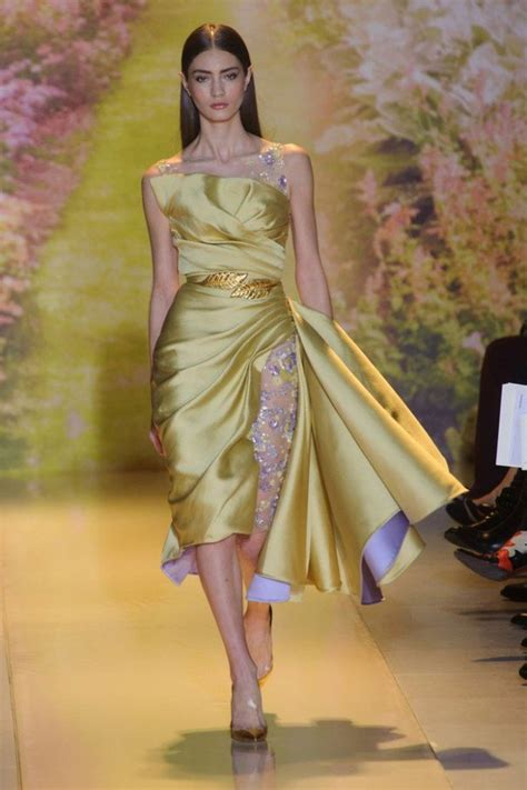 colourful paradise collection  haute couture  zuhair