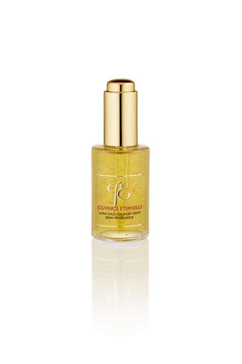 Serum Gold Collagen alpine gold collagen serum jouvence eternelle