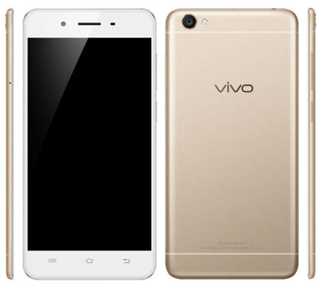 Vivo Y 55 vivo y55s with 5 2 inch display 3gb ram 4g lte launched