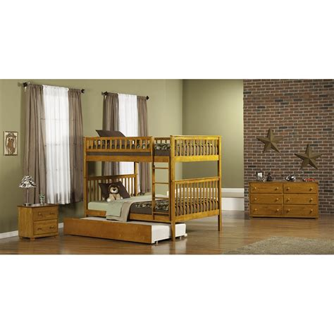 woodland bunk bed woodland bunk bed trundle bed dcg