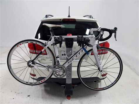 Bike Rack Reviews by 2015 Dodge Journey Yakima Ridgeback 4 Bike Rack 1 1 4 Quot And 2 Quot Hitches Tilting
