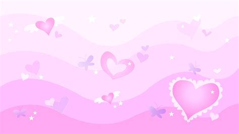 wallpaper of pink heart pink heart background wallpaper wallpapersafari