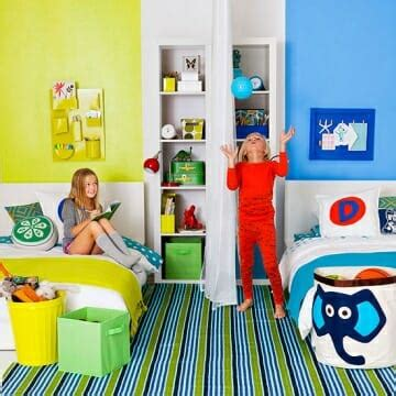 5 tips to get the perfect shared space design decorilla 5 tips for making a shared bedroom work for your children