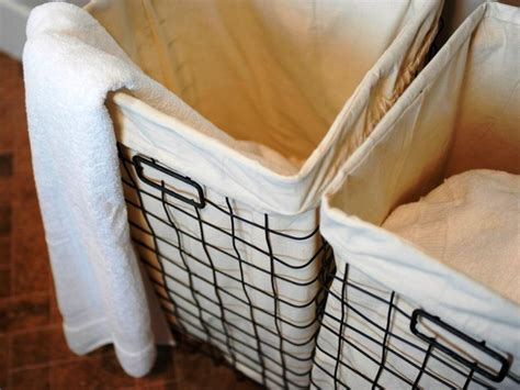 Teak Laundry Her With Divider Sierra Laundry What Laundry Divider
