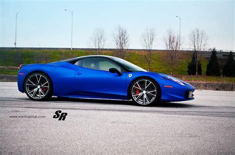 ferrari 458 wheels ferrari 458 on pur wheels autoevolution