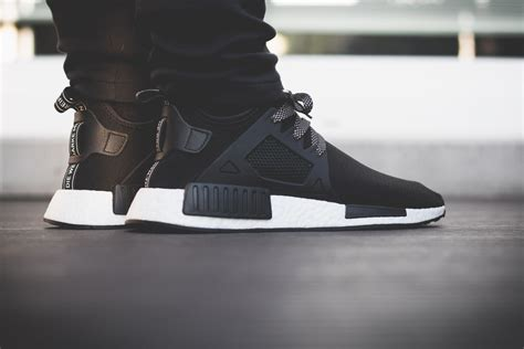 Adidas Nmd 7 ᐅ adidas nmd xr1 black white on snkr