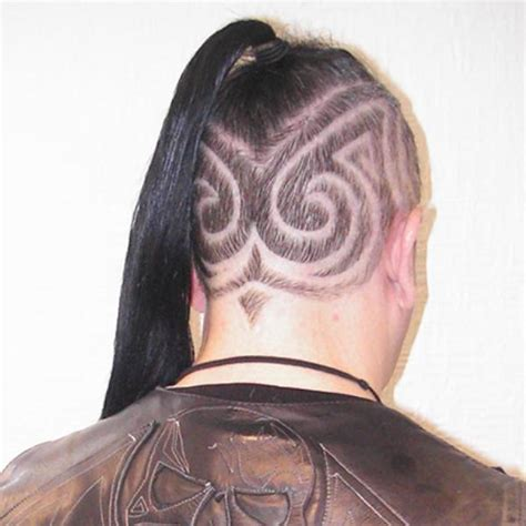 easy hair tattoo designs hair designs for men simple and cool looks