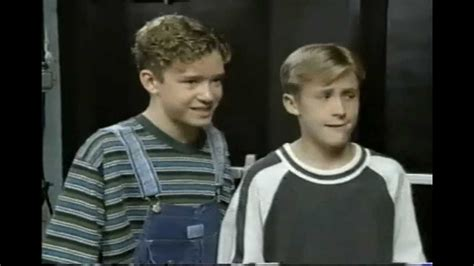 ryan gosling on mickey mouse club themmcchannel youtube