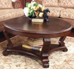 buy ashley furniture t496 8 brookfield round cocktail