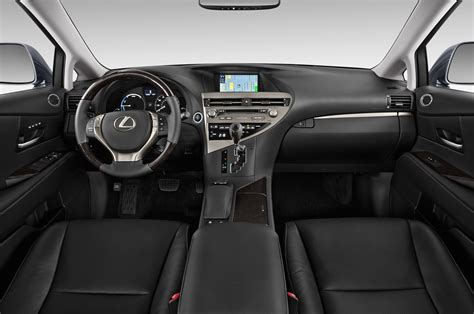2015 Lexus RX450h Cockpit Interior Photo   Automotive.com