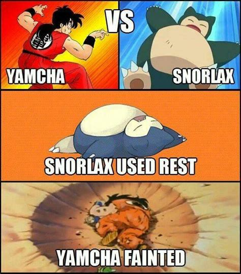 Yamcha Meme - yamcha dies to everything memes pok 233 mon amino
