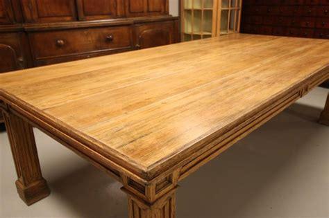 antique oak dining table impressive antique oak dining table seats 12 antiques