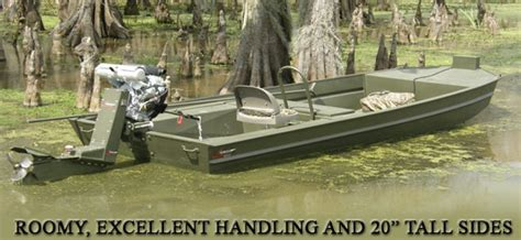 duck hunting boat with surface drive for sale 16 x 54 go devil surface drive boat