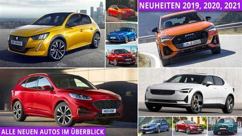 fiat neuheiten 2020 neuheiten 2019 2020 alle neuen autos im uberblick update