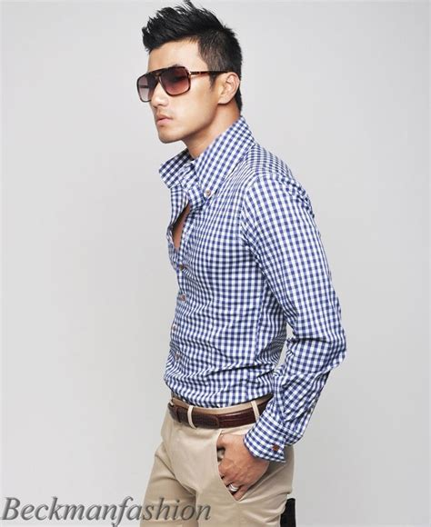 new slim fit shirts for the aspiring businessman