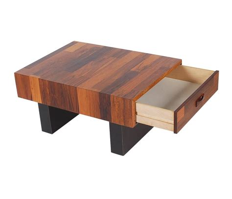 small modern coffee table mid century modern small scale drawer coffee table