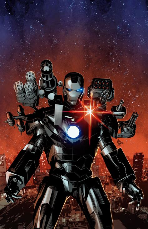 Vcd Original The Invincible Ironman tony stark faces new threats in invincible iron 6