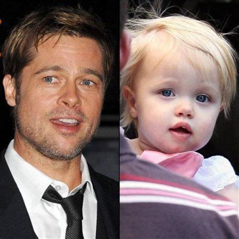 Brad Pitt And Shiloh The Most Beautiful Picture by Shiloh Brad Pitt Images Shiloh Brad Pitt Wallpaper And