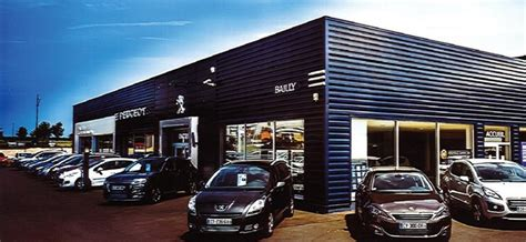 garage bailly bailly briey garage et concessionnaire peugeot 224 briey