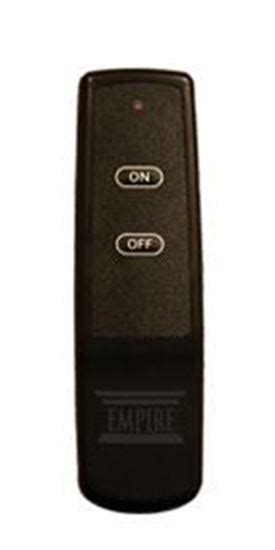 empire comfort systems remote control battery operated remote control on off venture marketing