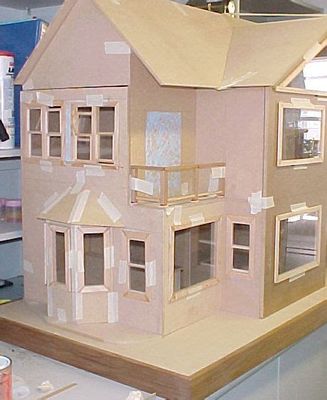 making a doll house 25 best ideas about cardboard dollhouse on pinterest recycle cardboard box doll