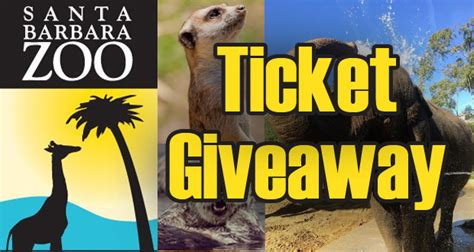 Barbara S Giveaway - santa barbara zoo family four pack ticket giveaway hometown station khts am 1220
