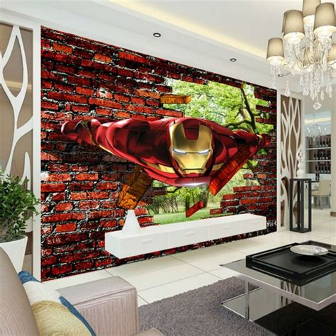 iron man wallpaper avengers photo wallpaper custom wall