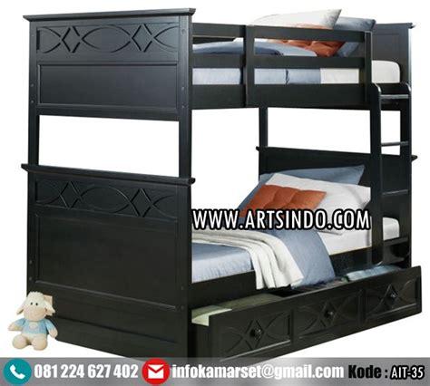 Keranjang Tidur Tingkat tempat tidur tingkat anak minimalis terbaru arts indo furniture jepara arts indo furniture