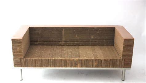 Cardboard Sofa fernando and humberto cana quot papel quot sofa cardboard circa 2000 italy for sale at 1stdibs