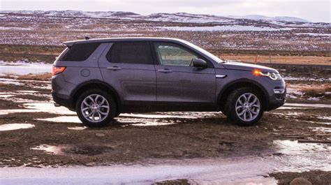 land rover iceland land rover discovery sport treks through iceland pictures
