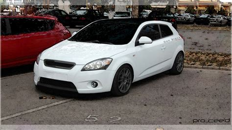 Kia Pro Ceed 2009 Pro Cee D By Don Black Design By Donblacky08 On Deviantart