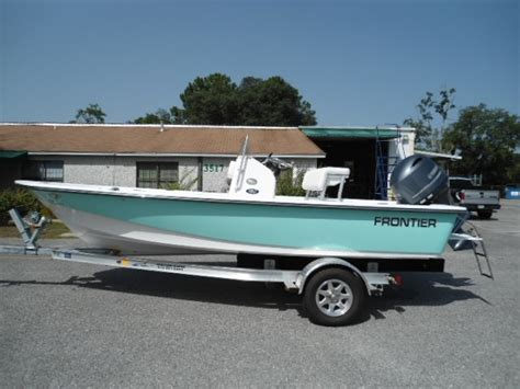 frontier bay boats frontier 180 bay boats for sale