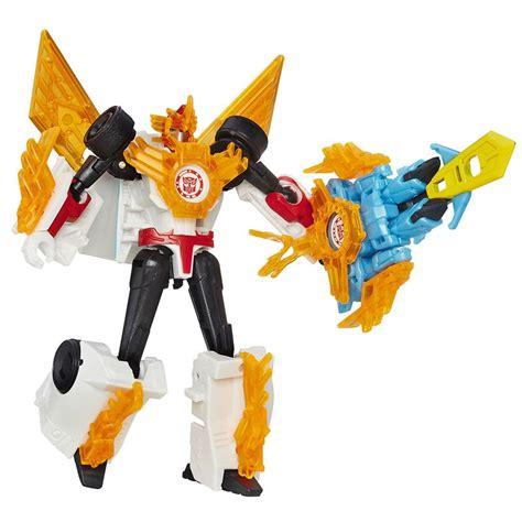 Transformers Robots Indisguise Bumblebee Vs Major Battle Pack botcon2016 hasbro floor display robots in disguise